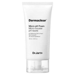 Dr.Jart Dermaclear Micro Foam Gel-to-foam, гель-пенка для умывания лица