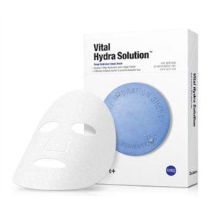 Dr.Jart Dermask Vital Hydra Solution Mask, маски для увлажнения лица, 5шт